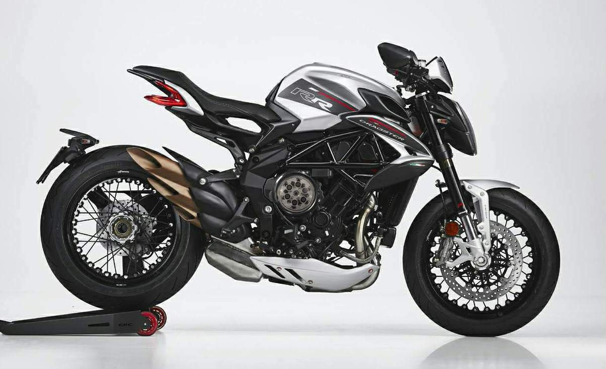MV Agusta Dragster 800RR SCS technical specifications